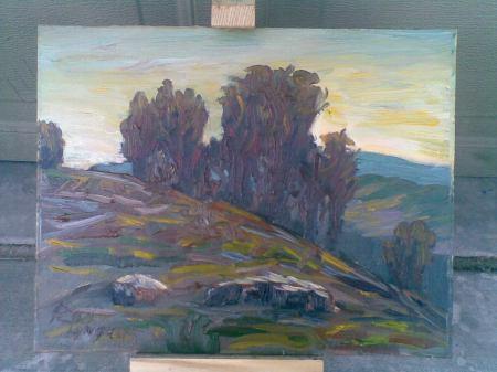eucalyptus at eventide aft granville redmond